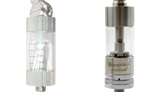 E-Juice Clearomizers: It's Not The Size Of The Wick, It's How You Use It