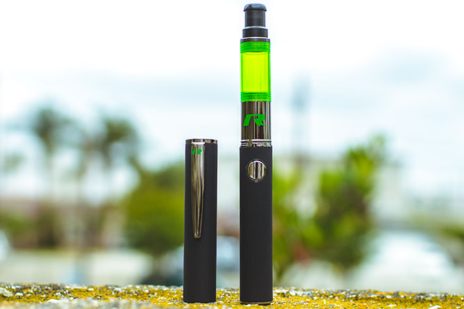 #ThisThingRips R2 Series concentrate vaporizer pen.